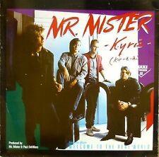 """12"""" Maxi - Mr. Mister - Kyrie - B626 - washed & cleaned"""
