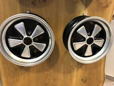 Porsche 911 2,7 Rs Fuchs Wheels Original 15 Inch New Restored Size 7j x 15