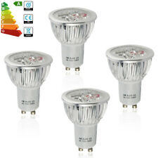 4x GU10 6W=50W LED Bulbs Spot Light Bulb Energy Saving Lamp Downlight Daylight
