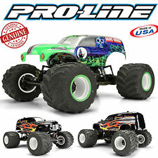 PROLINE Digger 50'S CHEVY PANEL MONSTER TRUCK CLEAR BODY Grave RC Car 3107-01