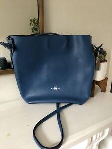 COACH crossbody Bag In Blue