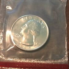 1989-D 25C Washington Quarter • UNC • #708