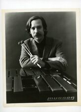 GARY BURTON Four-Mallet Jazz Vibraphonist - Vintage Original 1968 Press Photo