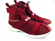 Lebron James Shoes Basketball Sneakers Nike Shoes Cleveland Cavaliers Youth Sz 7