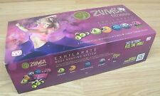 Zumba Fitness Exhilarate Body Shaping System - 5 Dvd's + Two 1 lb Toning Sticks