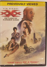 xXx: Return of Xander Cage (Dvd, 2017)