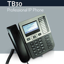Thomson TB30 Professional SIP Telefon, PoE inkl. Netzteil, Optional: EHS Support