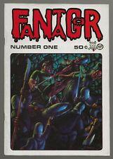 Fantagor #1 (1971, Last Gasp) 2nd printing Richard Corben / Herb Arnold  FN