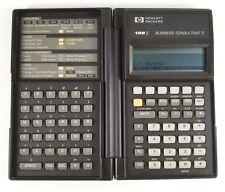 HP 19BII Business Consultant  Calculator Finance Statistics Accounting Calc