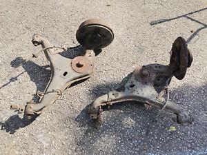 Achse Achsschenkel T4 VW ohne ABS links rechts Querlenker  Hinterachse