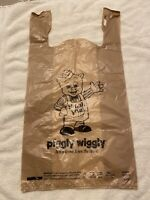 Vintage Piggly Wiggly Plastic Grocery Bags (Approx 1,000)