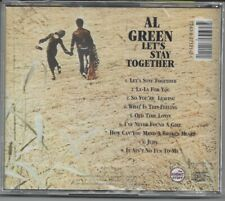 Let's Stay Together by Al Green (Vocals) (CD, Sep-1993, TRS)