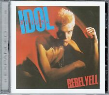 BILLY IDOL : REBEL YELL (EXPANDED VERSION) / CD - TOP-ZUSTAND