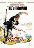 The Chairman - Gregory Peek - Fox (DVD, 2006) - OOP/Rare - Region 1