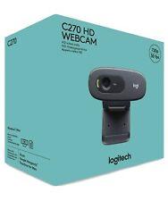 Logitech C270 HD Webcam NEU