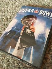 Greatest NFL Super Bowl Moments I - XL  NFL Productions 2006 DVD Warner Bros.