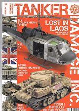 Techniques Magazine TANKER No. 4, DAMAGE Edition  AKI T-4 ST
