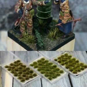 HO Scale Grass Model Train Scenery Sheets Miniature Landscape Material 2021