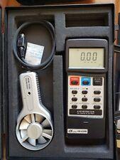 AM-4206M ANEMO METER AIR FLOW TESTER 1 unit