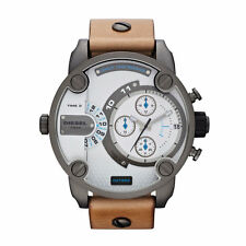 NEW DIESEL DZ7269 MENS BABY DADDY CHRONOGRAPH WATCH - 2 YEAR WARRANTY