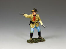 NEW! King & Country Errol Flynn's George A. Custer TRW126 Custer's Last Stand