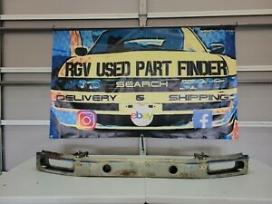 1995 1996 Nissan 240sx Zenki Front bumper Support S14
