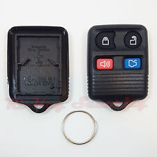 New Ford Replacement Alarm Remote Shell Pad Button Keyless Key FOB Case 4 Button