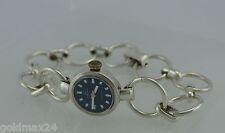 MEISTER ANKER 17 Jewels / Damenuhr / 835er Silber