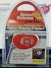 Speed Release Gun Lock