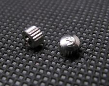 New RADO Distar Automatic Waterproof Crown Tap 0.9mm Nickle Plated Watch parts