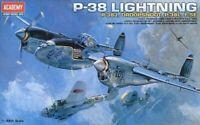 Academy P-38 Lightning (J, Droopsnoot, Pathfinder, Recon)