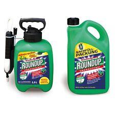 Celaflor Roundup Speed 5 Liter Unkrautvernichter Sprühsystem+Nachfüller Giersch
