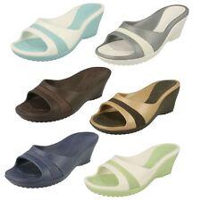 Ladies Crocs Wedge Sandal 'Sassari'
