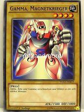 YU-GI-OH - 2x gamma, GUERRIERO MAGNETICO-ygld-Legendary ponti