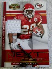 52938aa1 Donruss Rookie Jamaal Charles Football Trading Cards for sale   eBay