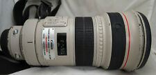 Canon 300mm F/2.8 L IS USM EF Mount Lens