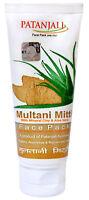 Patanjali Herbal Aloe Vera Multani Mitti Face Pack 60 gm