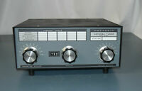 Heathkit SA-2040 Antenna Tuner Replacement Face - New manufacture