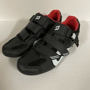 Peloton Bike Cycling Shoes w/ Cleats Unisex Size 42 No Box