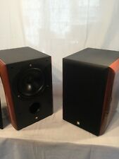 Kef RDM2 Reference Monitor Bookshelf Main Speaker Cherry Wood SP3254 EUC England
