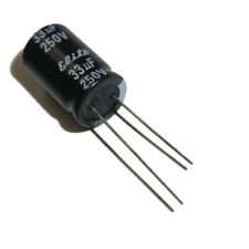 Radial 250V 105° B43504C2337M RM10 2 Stück EPCOS 20/% 330uF 330µF Elko
