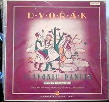 Dvorak/Talich    Slavonic Dances     Urania