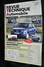 Revue technique automobile Renault Megane II essencen° 675