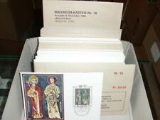 Sammlung, Liechtenstein 1979-1986, 180 Maximumkarten komplett Maximumkarte