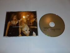 ALL SAINTS - Never Ever - Deleted 1997 UK 3-track CD single