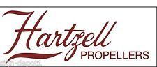 A135 Hartzell Propellers Airplane banner hangar garage decor Aircraft signs