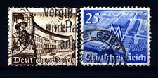 GERMANY - GERMANIA REICH - 1940 - Fiera di Leipzig: Vedute di Lipsia