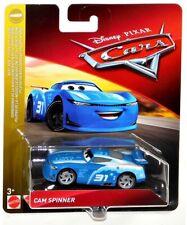 Disney Cars 3 Cam Spinner Triple Dent Next Gen Racer Diecast Vehicle IN HAND!