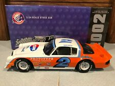 Autographed Action 1981 Mark Martin #2 AMSOIL 1/24 Wrong Box