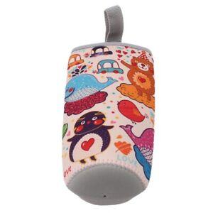 Portable Bottle Insulation Storage Bag Feeding Milk Bottle Warmer Cover Case 8C